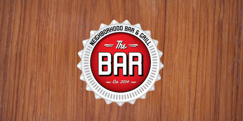 New Client Feature: The Bar, Neighborhood Bar & Grill